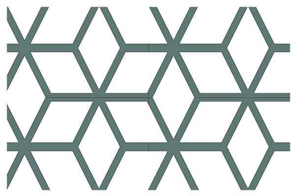www.demamba.com lattice Basilea celosia Basilea Treilli Basilea