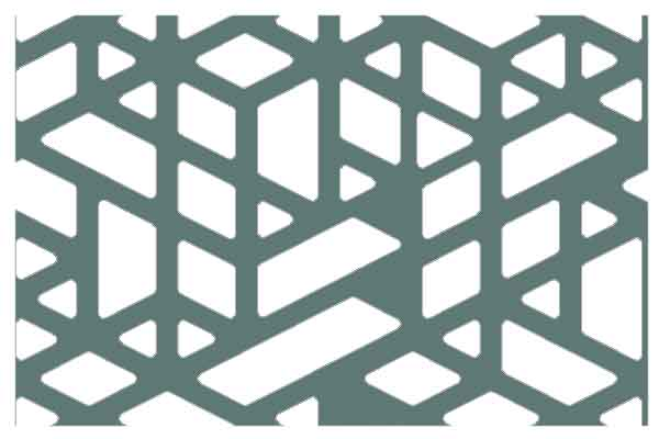 www.demamba.com lattice Dublin celosia Dublin Treilli Dublin
