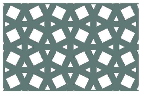 www.demamba.com lattice Second celosia Second Treilli Second