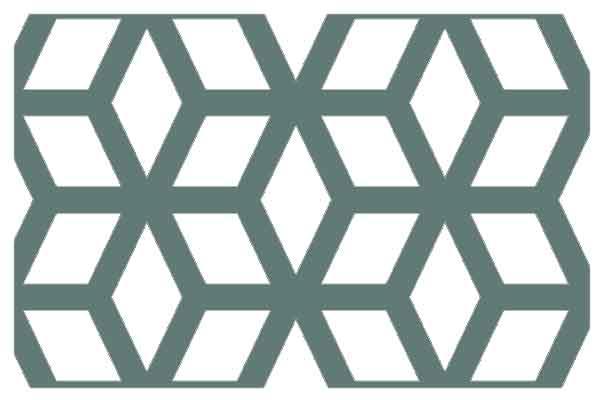 www.demamba.com lattice Berna celosia Berna Treilli Berna