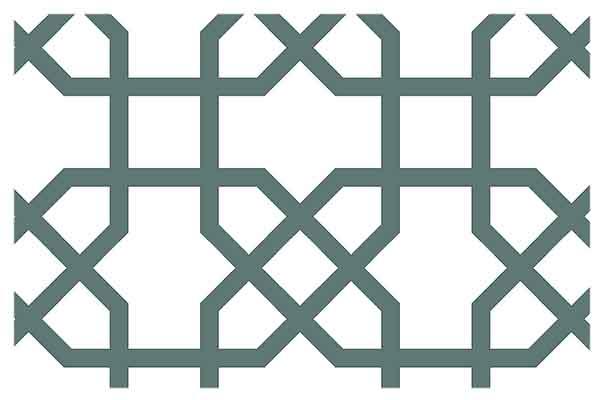 www.demamba.com lattice Istambul celosia Istambul Treilli Istambul